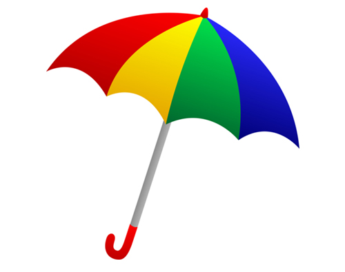 Cute Umbrella Clipart Clipart .