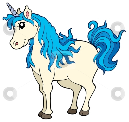 Cute Unicorn Clipart