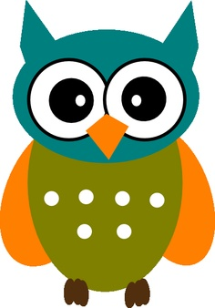 Cute Wise Owl Clipart .-Cute Wise Owl Clipart .-9