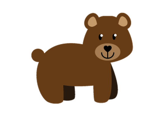 Cute Woodland And Forest Animals | Clipa-Cute Woodland and Forest Animals | Clipart-8
