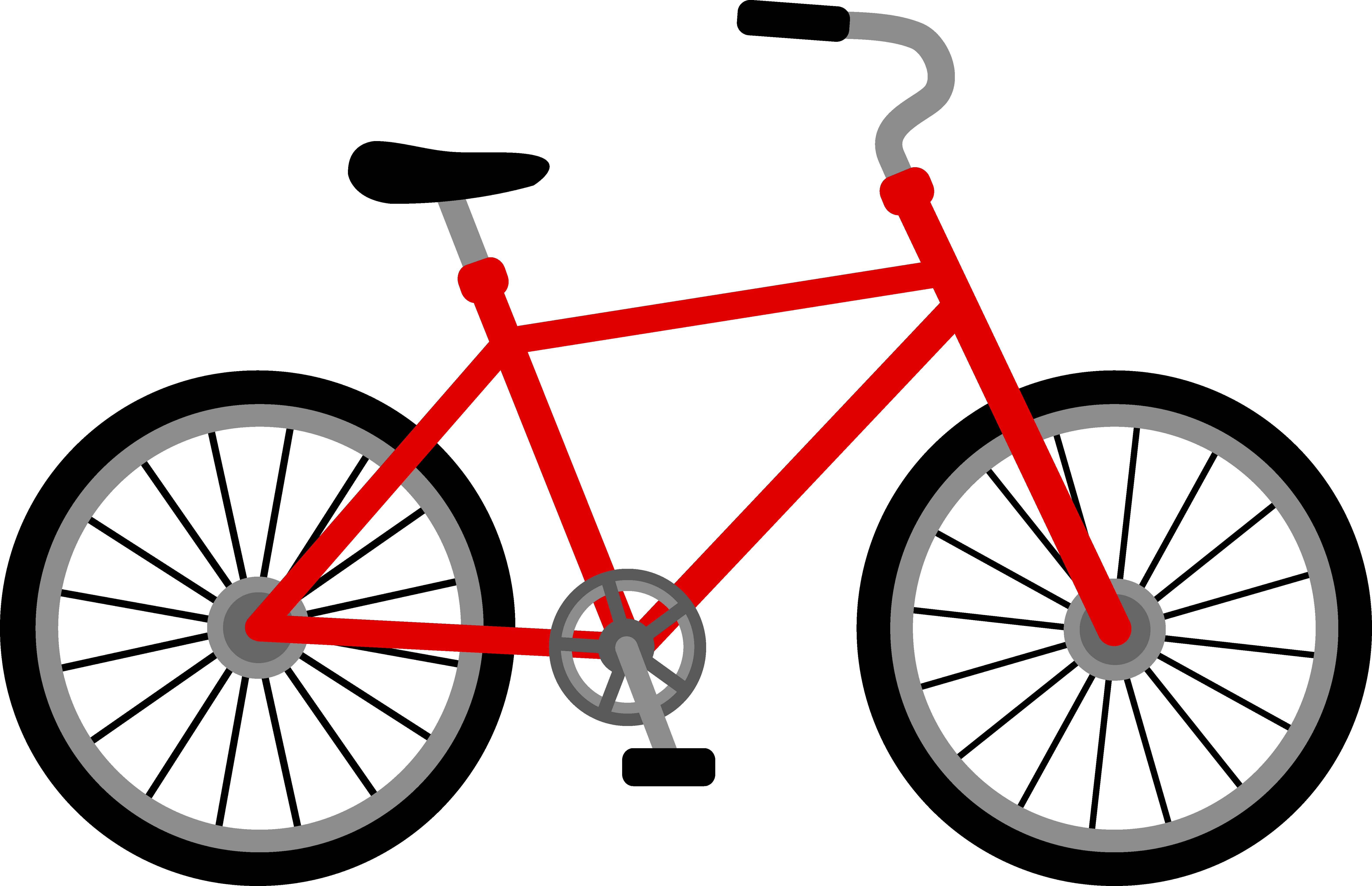 cycle clipart - Biking Clip Art