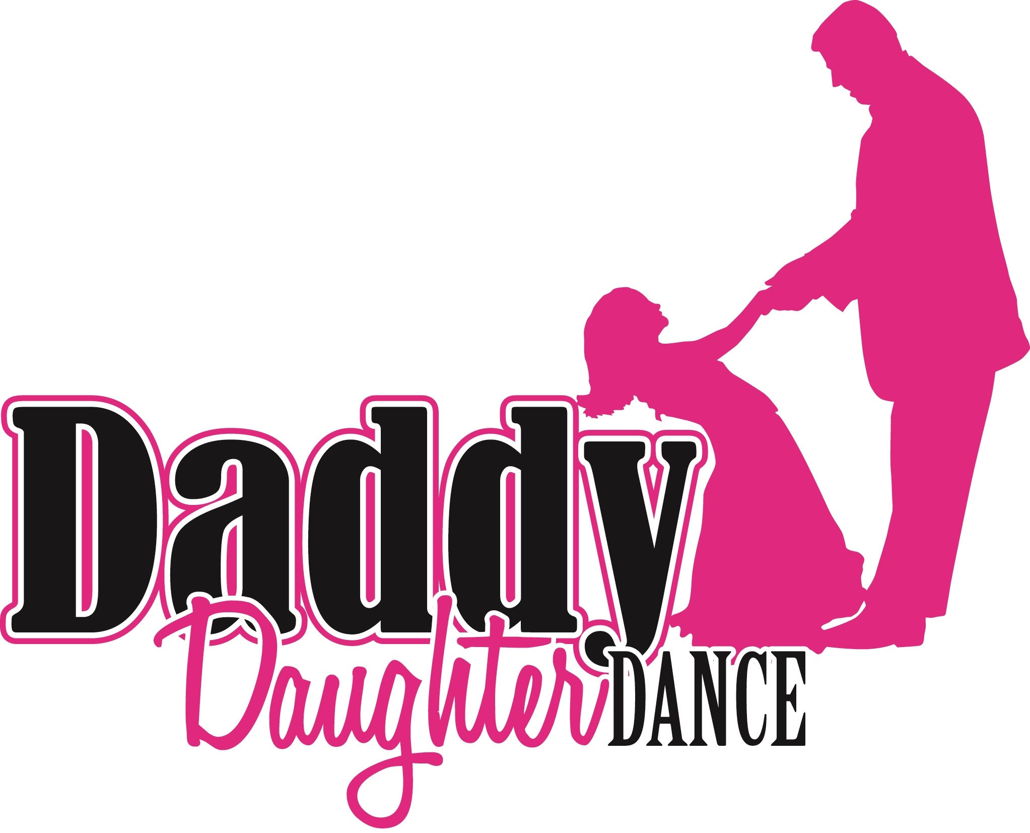 Daddy Daughter Dance Clipart