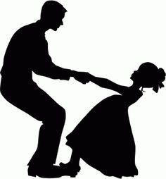... Daddy daughter dance clipart ...