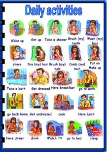 Daily Routine Daily Routine Clip Art Dai-Daily Routine Daily Routine Clip Art Daily Routine List Clip Art Daily-4