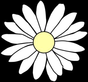 Daisy Clip Art At Clker Com Vector Clip Art Online Royalty Free