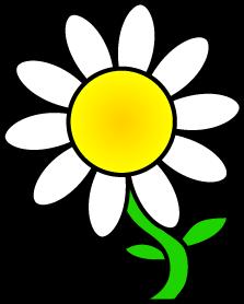 Daisy Clip Art - Clip Art Daisy
