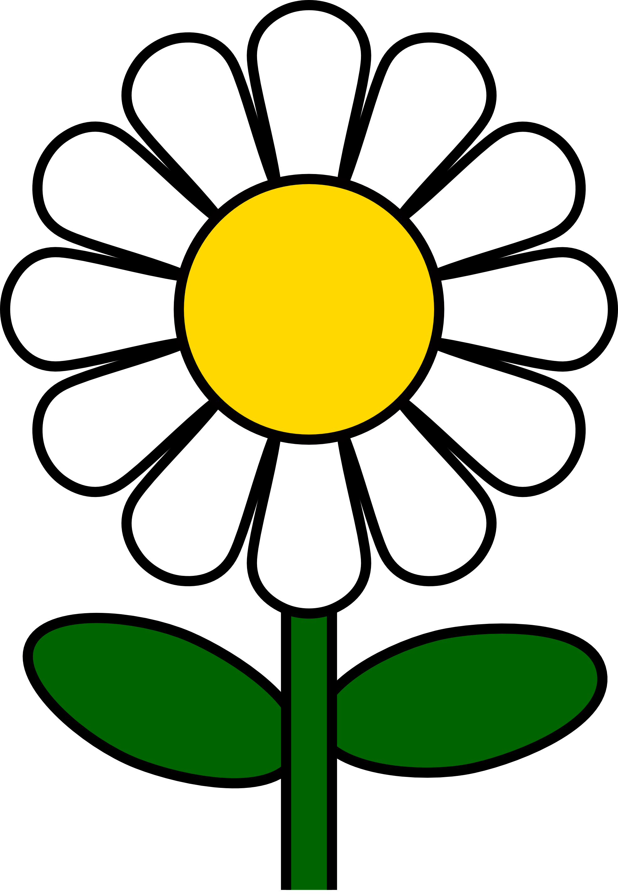 Daisy Clip Art-Daisy Clip Art-0