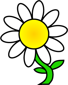 Daisy Clip Art-Daisy Clip Art-1