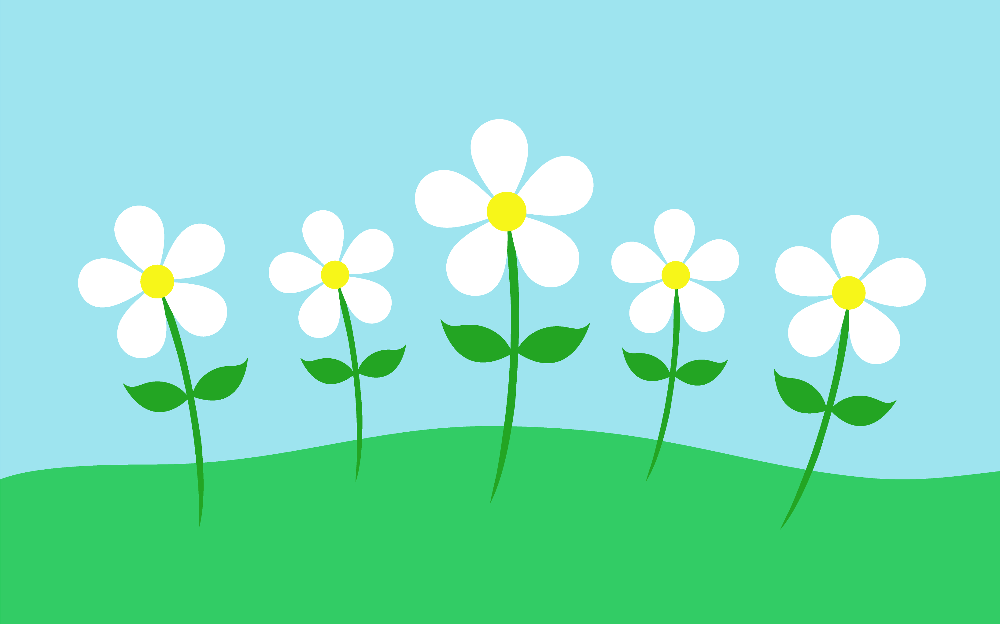 Daisy clip art free clipart 2 clipartcow