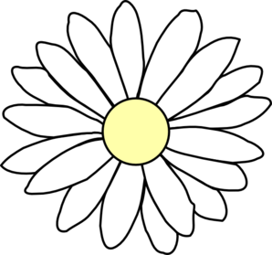 Daisy Clipart Black And White Clipart Pa-Daisy Clipart Black And White Clipart Panda Free Clipart Images-6