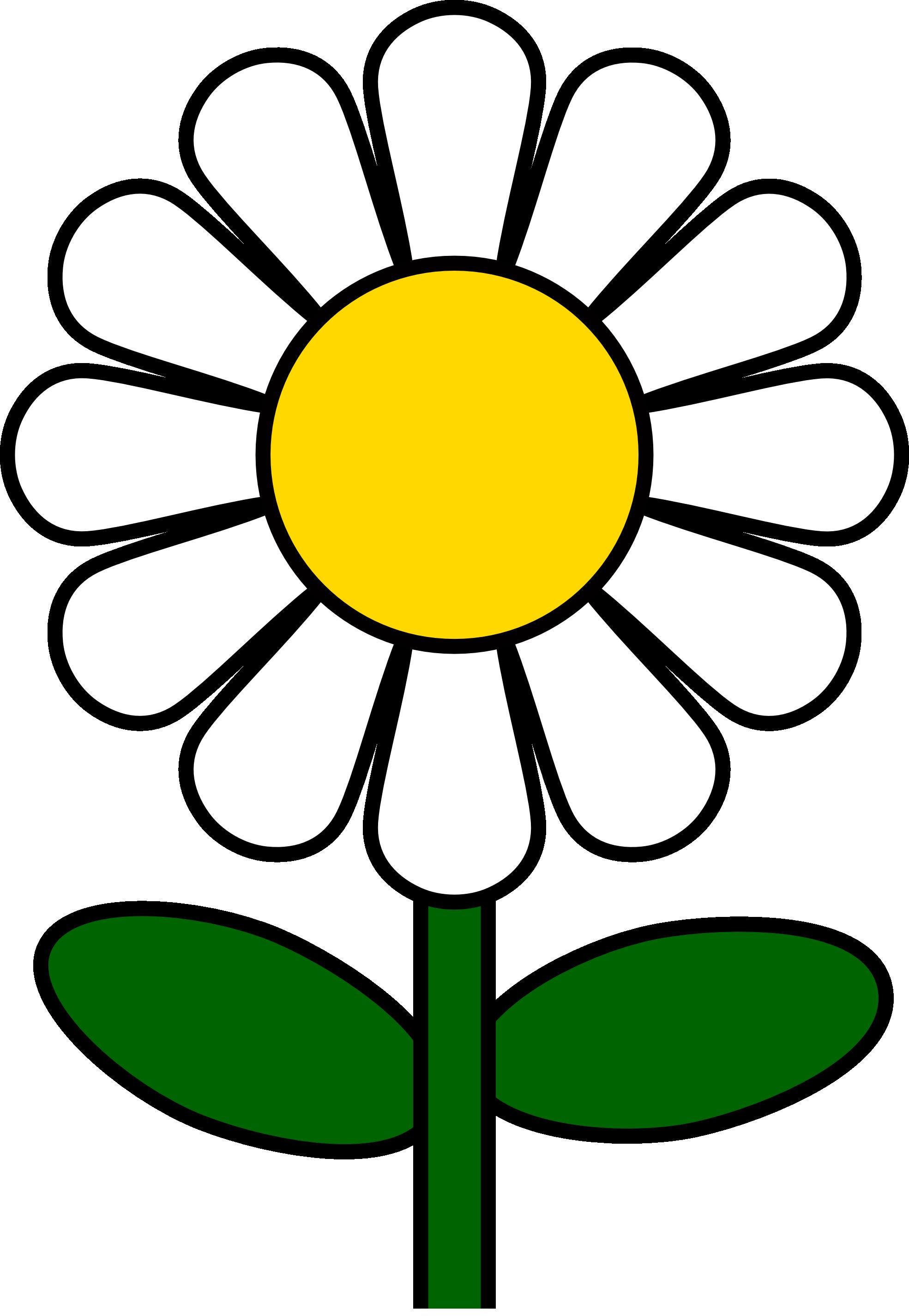 Daisy Flower Clip Art-Daisy Flower Clip Art-8