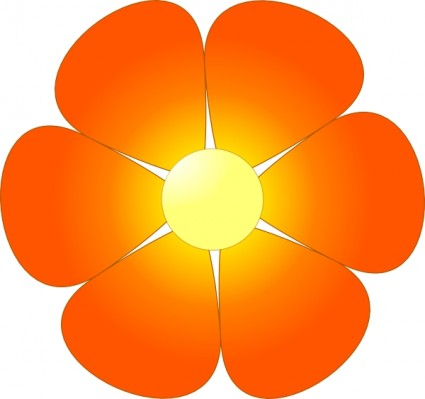 Daisy Flower Clip Art - Flower Clipart Images