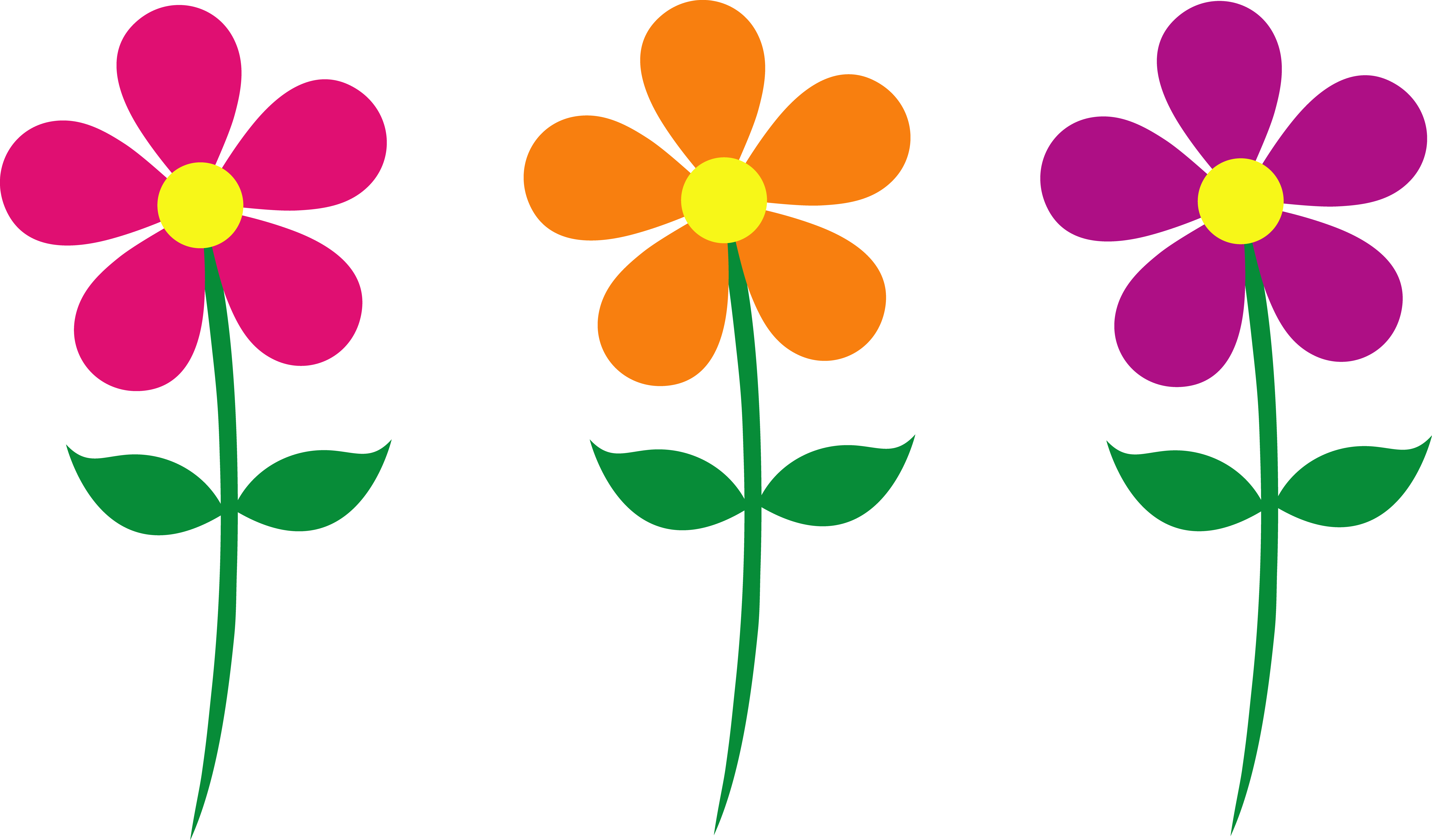 Daisy Flower Clip Art-Daisy Flower Clip Art-0
