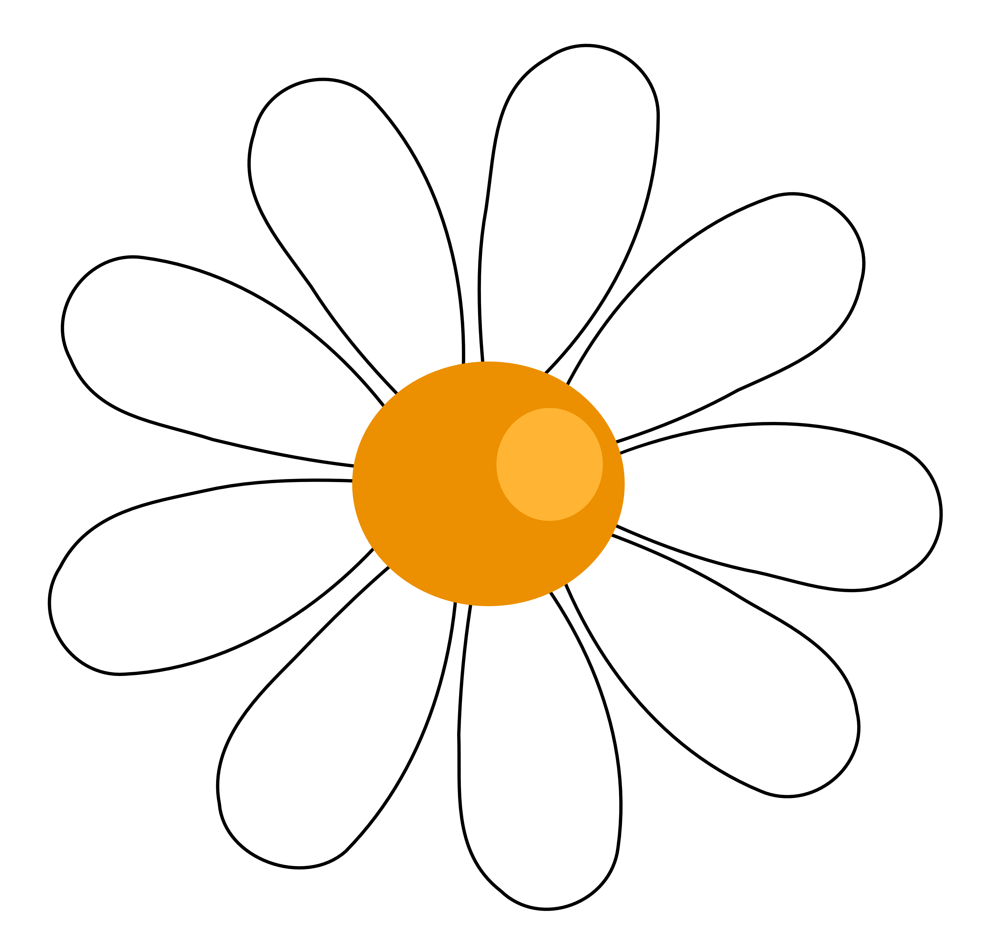 Daisy free clip art-Daisy free clip art-8