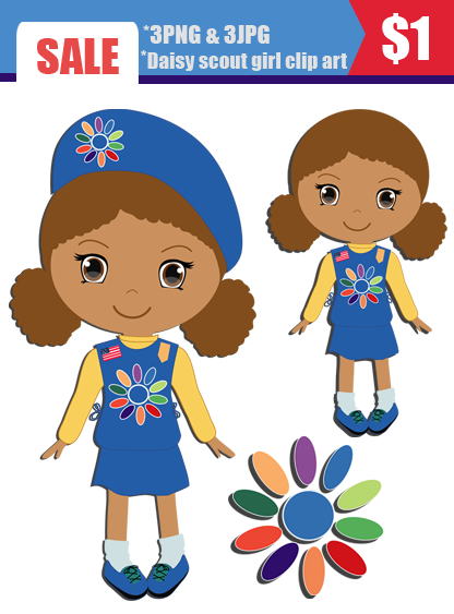 Daisy Girl Scout Clip Art Clipart Free C-Daisy Girl Scout Clip Art Clipart Free Clipart-5