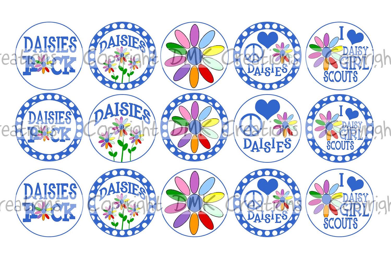 Daisy Girl Scout Clip Art-Daisy Girl Scout Clip Art-6
