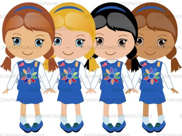 Daisy Girl Scout Clip Art Free Success