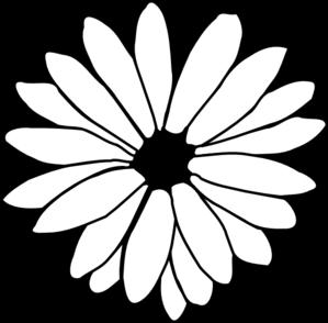 Daisy Outline clip art | Sayings/Keepsakes | Pinterest | Gerber daisies, The ou0026#39;jays and Clip art