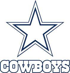 Dallas Cowboys Logo Drawings | DALLAS COWBOYS Star Lo