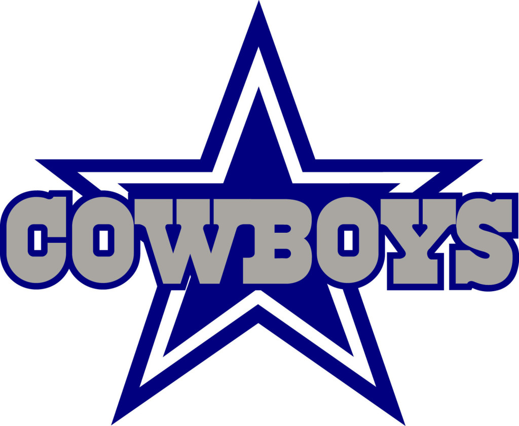 Dallas Cowboys Star Logo .