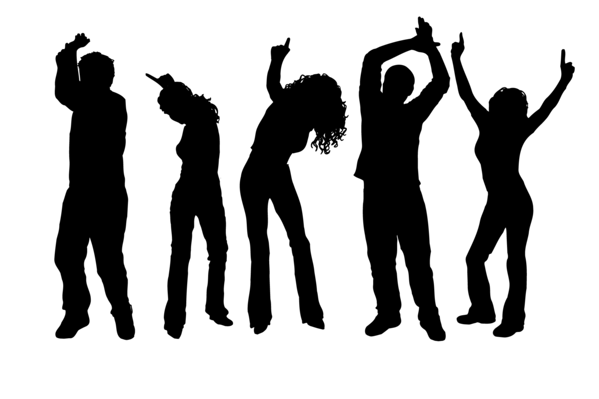 Dance Clip Art Dance Party Jpg