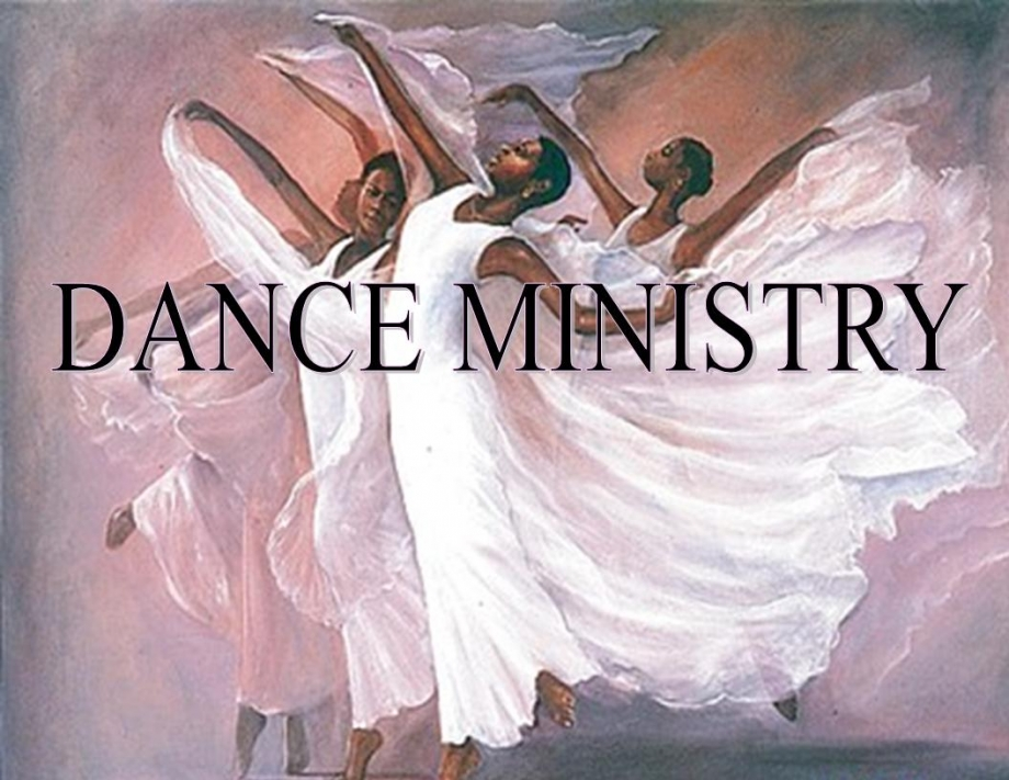 Dance Ministry Clipart #1