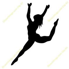 Dance Silhouette Clip Art ..-Dance Silhouette Clip Art ..-15