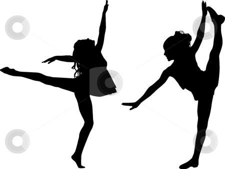 Dancer Clipart Silhouette Clipart Panda Free Clipart Images