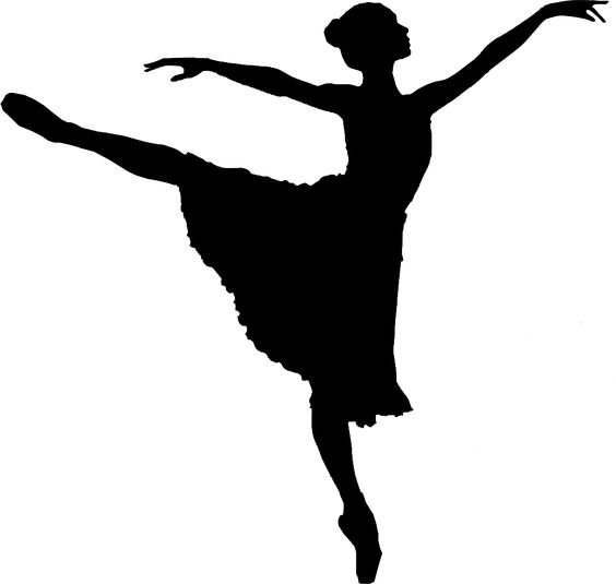 Dancer Clipart Silhouette | Clipart Panda - Free Clipart Images