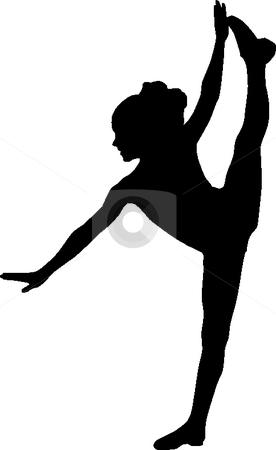 Dancer Clipart Silhouette .