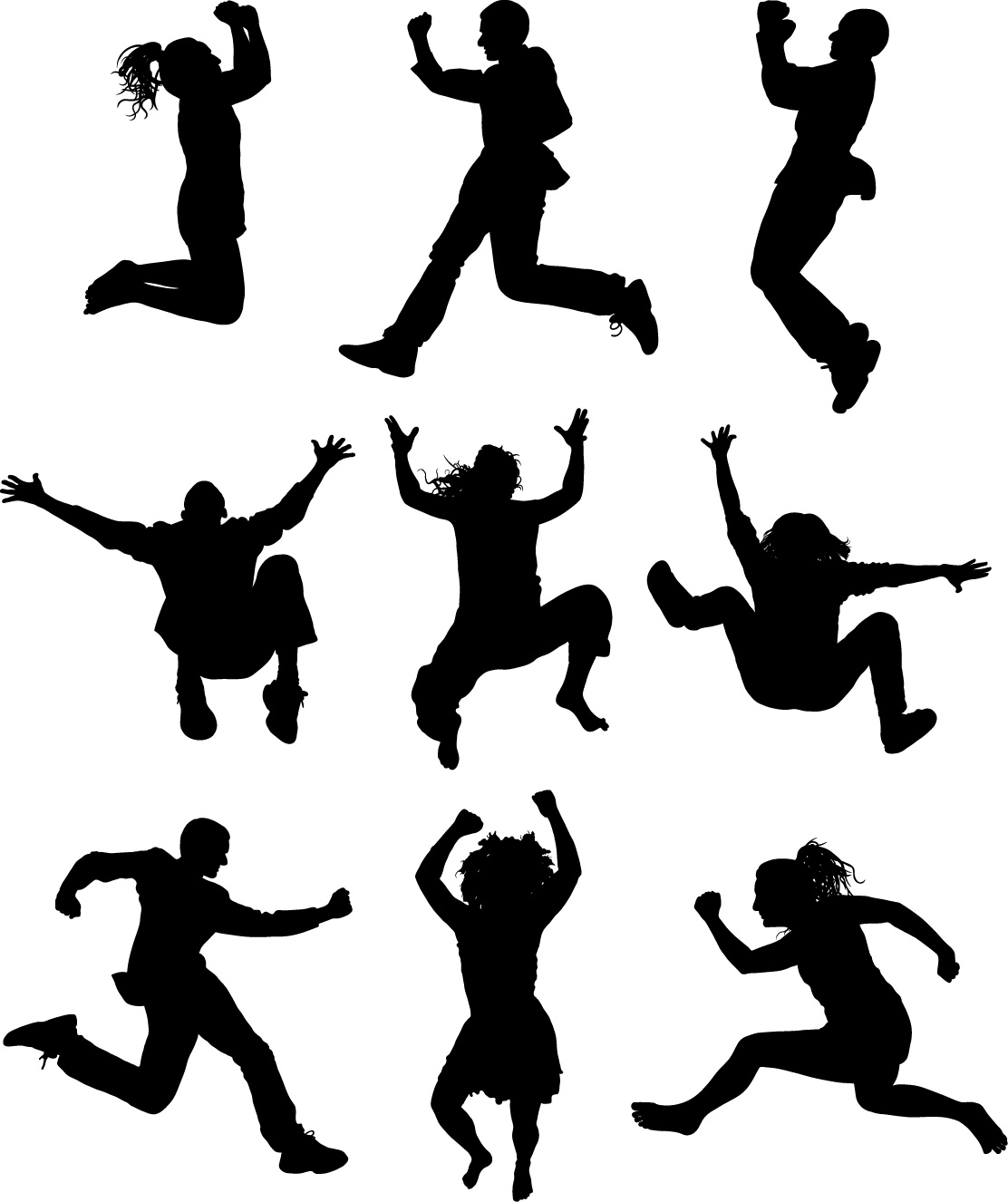 Dancing dancer clipart free .