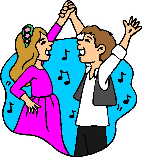 Dancing free dance clipart clip art pictures graphics