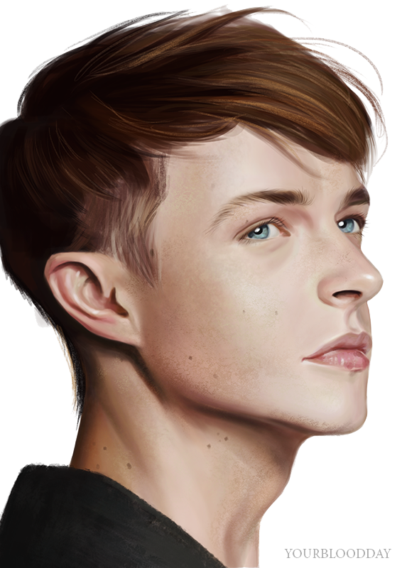 Dane Dehaan Transparent PNG-Dane Dehaan Transparent PNG-8