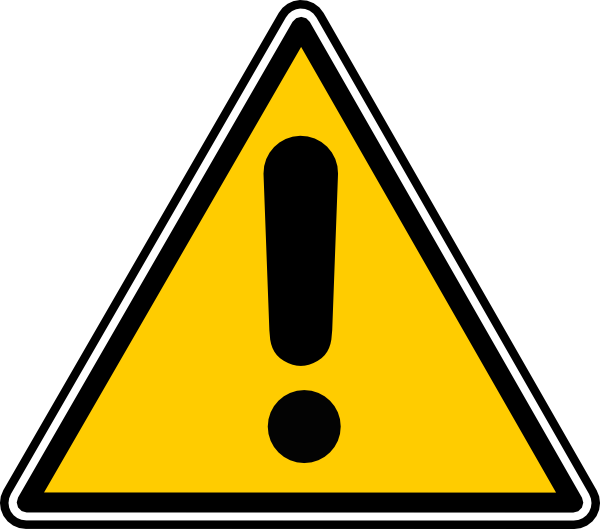 Danger G N Ral Clip Art At Clker Com Vector Clip Art Online Royalty