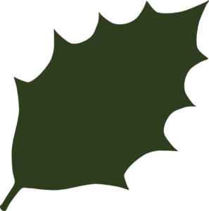 Dark Green Leaf Clip Art-Dark Green Leaf Clip Art-2