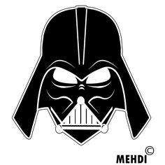 Darth Vader By .-darth vader by .-2