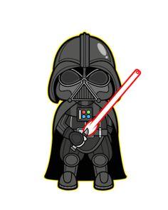 Darth Vader Clipart - .-Darth Vader Clipart - .-7