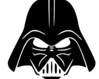 Darth Vader Clipart - .-Darth Vader Clipart - .-9