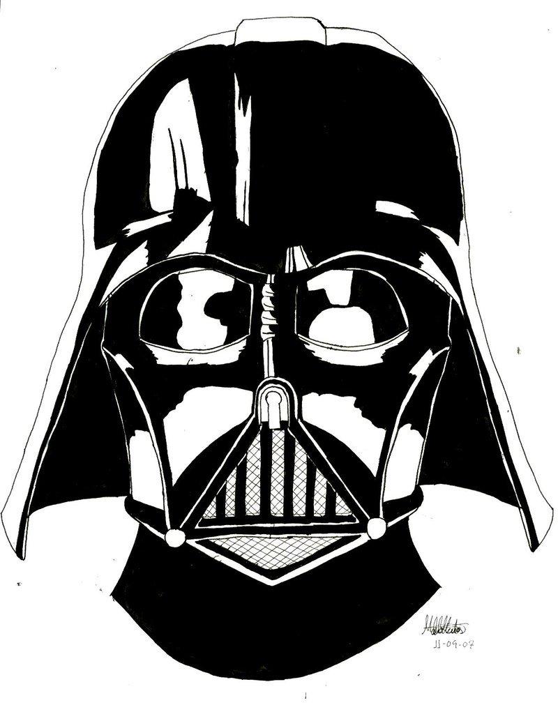 Darth Vader Clipart .-Darth vader clipart .-12