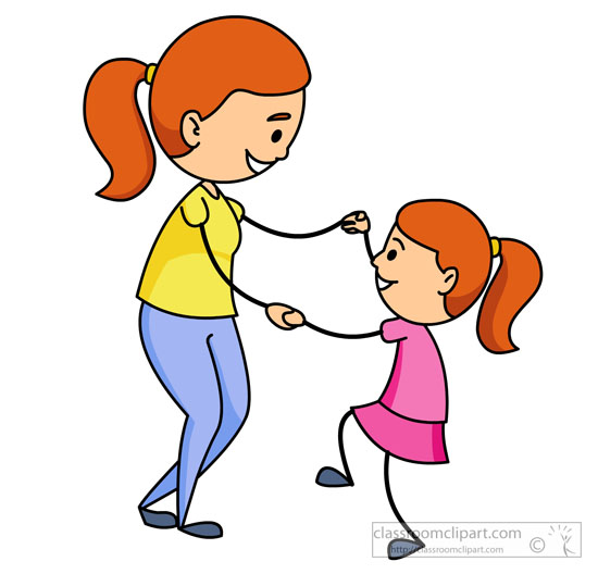daughter clipart