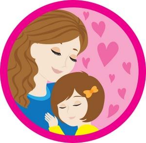 Daughter Hugging Clipart-Daughter Hugging Clipart-4