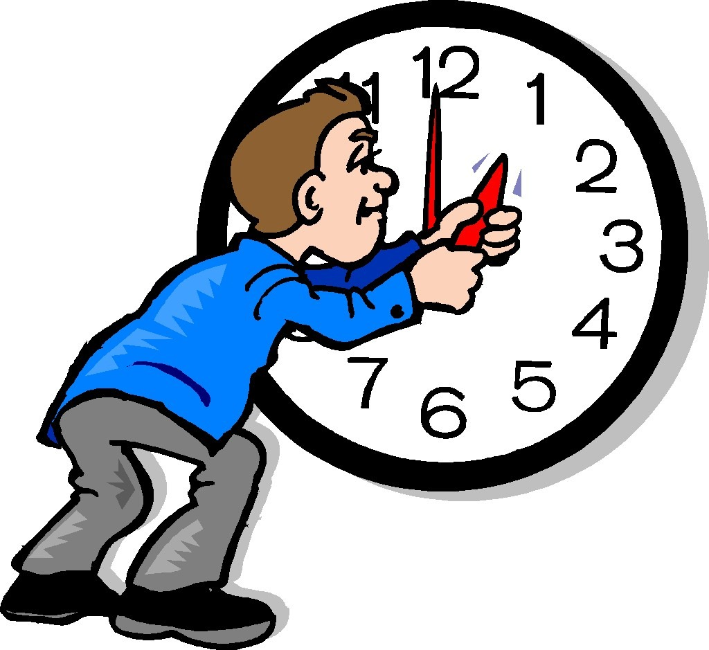 ... Daylight Savings Time Cli - Time Change Clipart