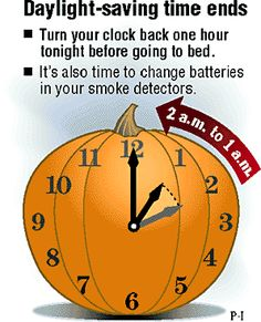 Daylight Savings time - fall back - Google Search