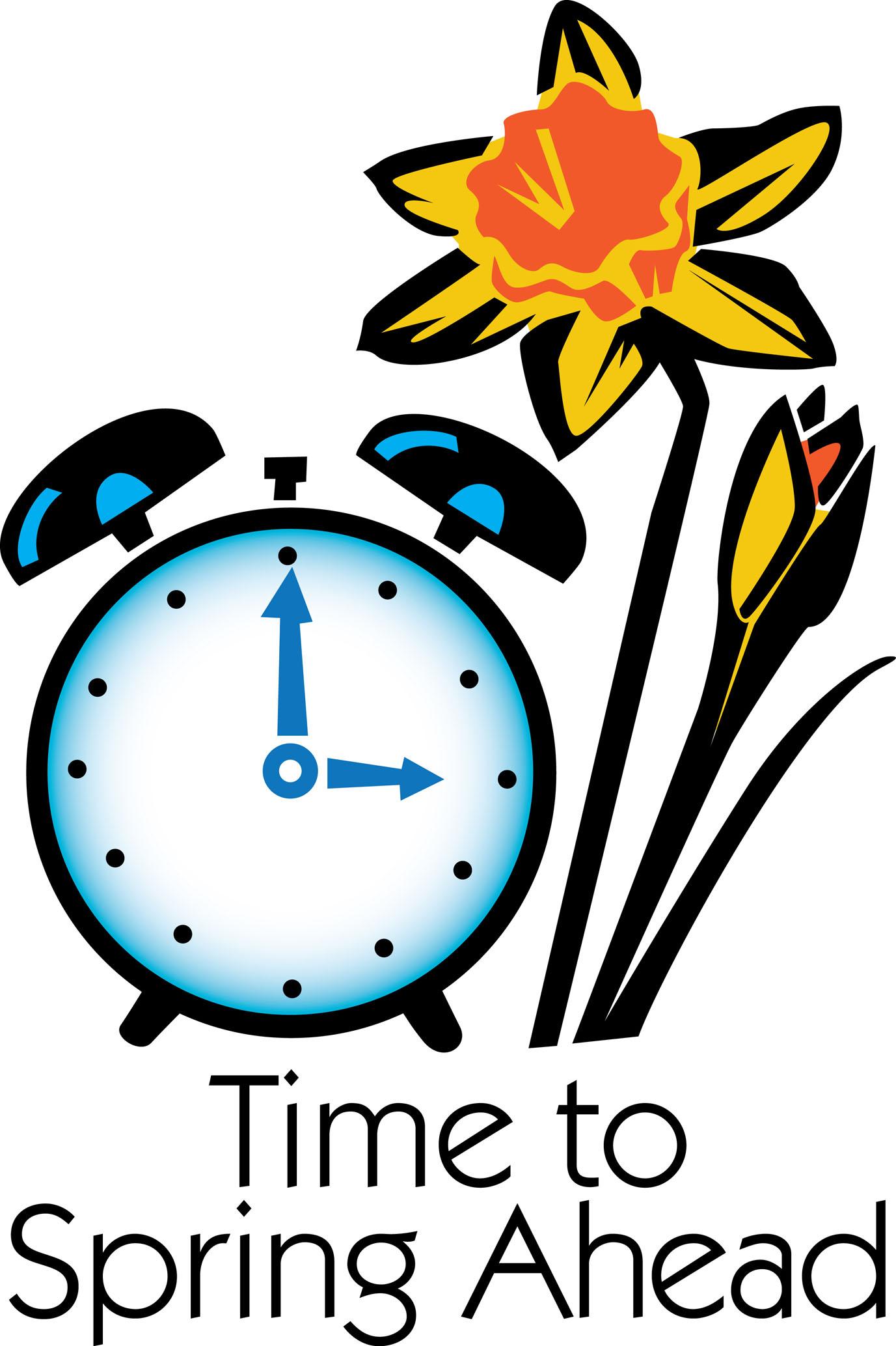 Daylight Savings Time Starts .