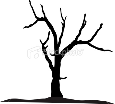 Dead Tree Clipart