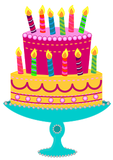 December Birthday Cake Clipart-December birthday cake clipart-16