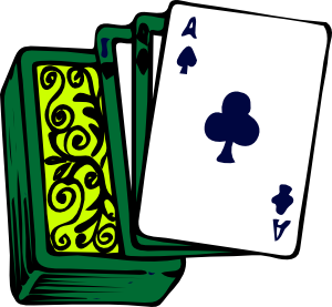 Deck Of Cards Clip Art At Clker Com Vector Clip Art Online Royalty