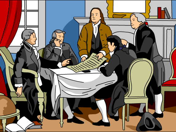 Declaration Of Independence - .-Declaration of Independence - .-9