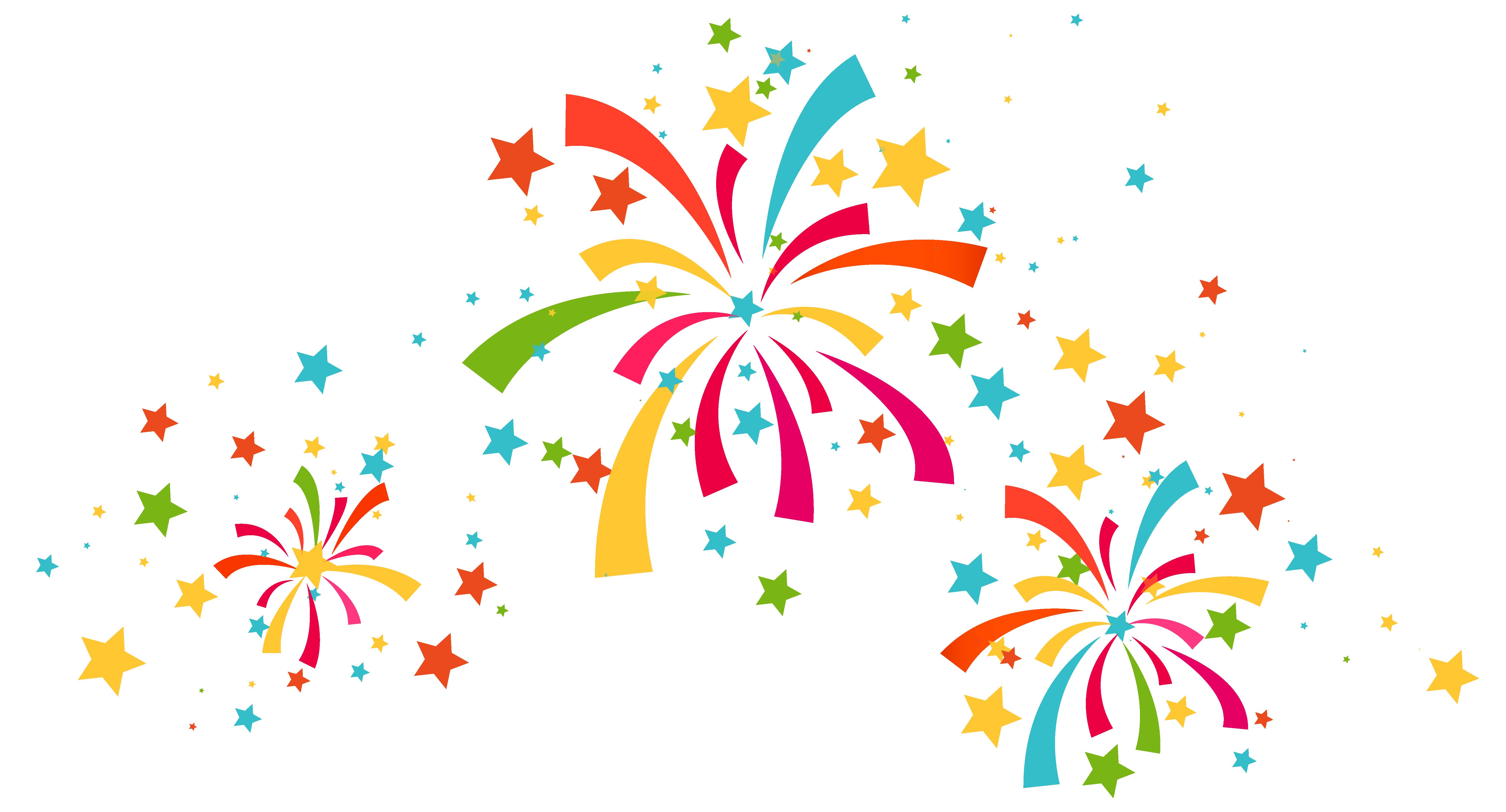 Confetti Decoration PNG Clipa - Decorate Clipart