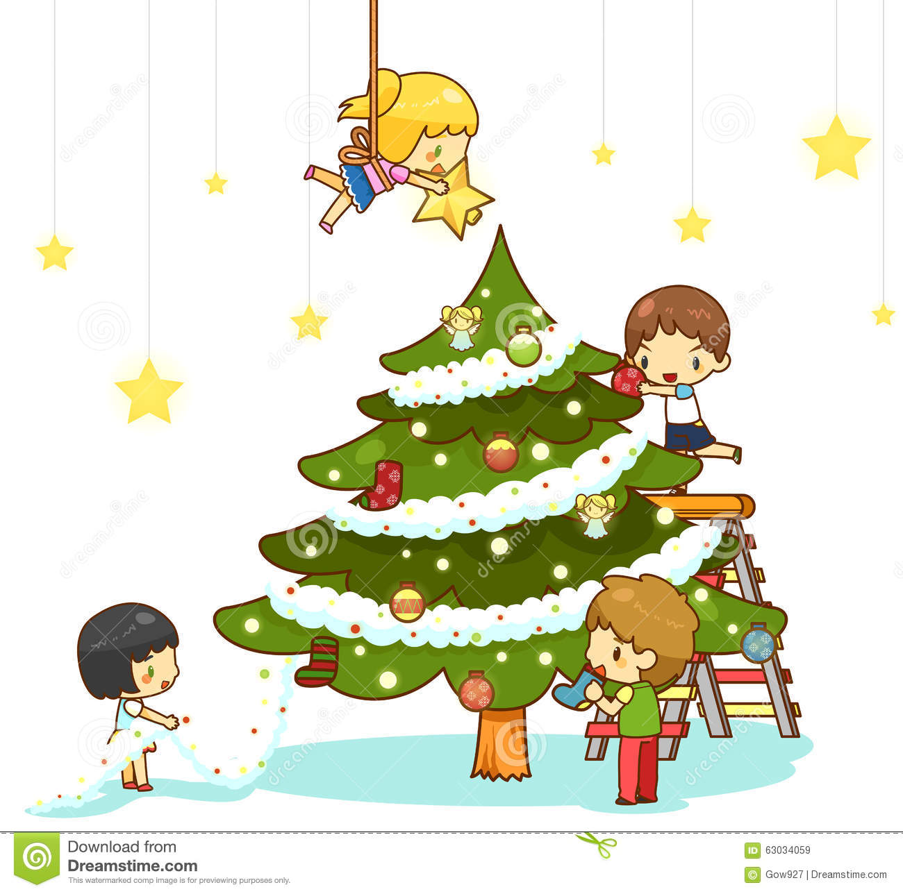 Decorate Clipart child